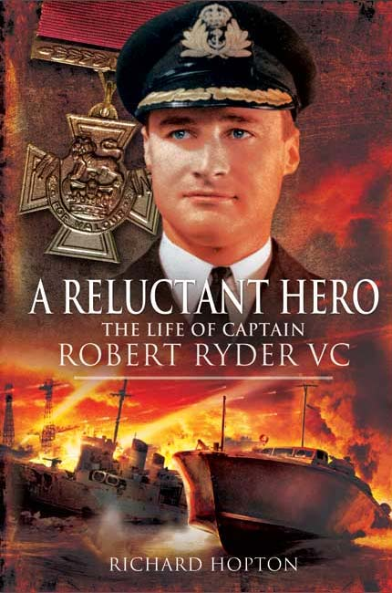 A Reluctant Hero by Richard Hopton