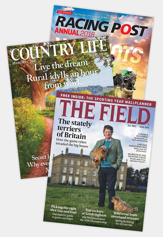 The Field | Country Life | Racing Post